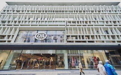 C&A versterkt marktleiderschap in België