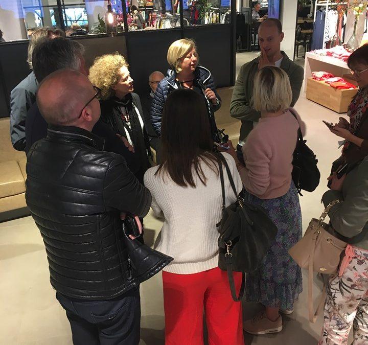 Geslaagde inspiratietrip naar Nederland: modewinkeliers getuigen