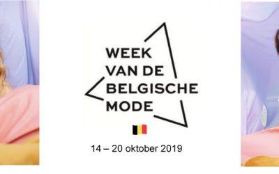 Week van de Belgische mode: Jouw zaak in de kijker!