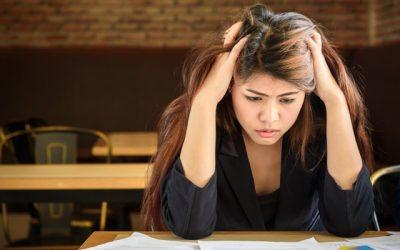 Stress reageren we af op collega's