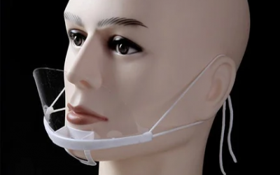 Mouthshield als alternatief voor mondmasker?