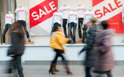 Versoepeling individueel shoppen gaf verkoop mooie herstart maar kon soldenperiode niet redden