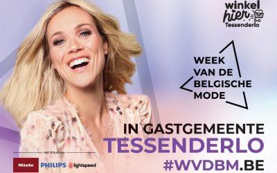 Winkeldorp Tessenderlo profileert zich als gastgemeente Week van de Belgische mode 2020
