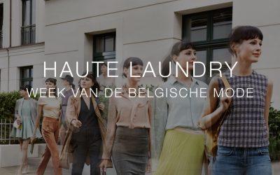 Miele als trotse partner van de Week van de Belgische Mode!