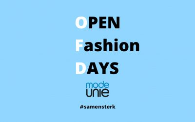 Mode Unie zet schouders onder Open Fashion Days!