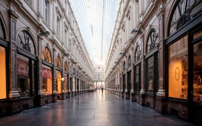 Brussel voorziet premie van maximum 5.000 euro voor modezaken wegens de verplichte novembersluiting