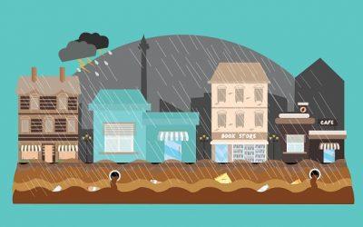 """Door de overstroming getroffen zelfstandigen zullen aanspraak kunnen maken op overbruggingsrecht """"gedwongen onderbreking"""" en een vrijstelling van sociale bijdragen"""