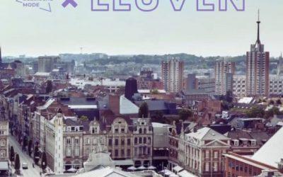 Leuven trotse gaststad van Week van de Belgische mode 2021
